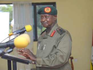 Heroism and patriotism… the legacy of the NRM revolution