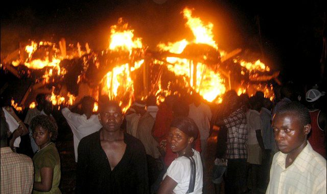 The political fallout of the Kasubi Tombs Fire