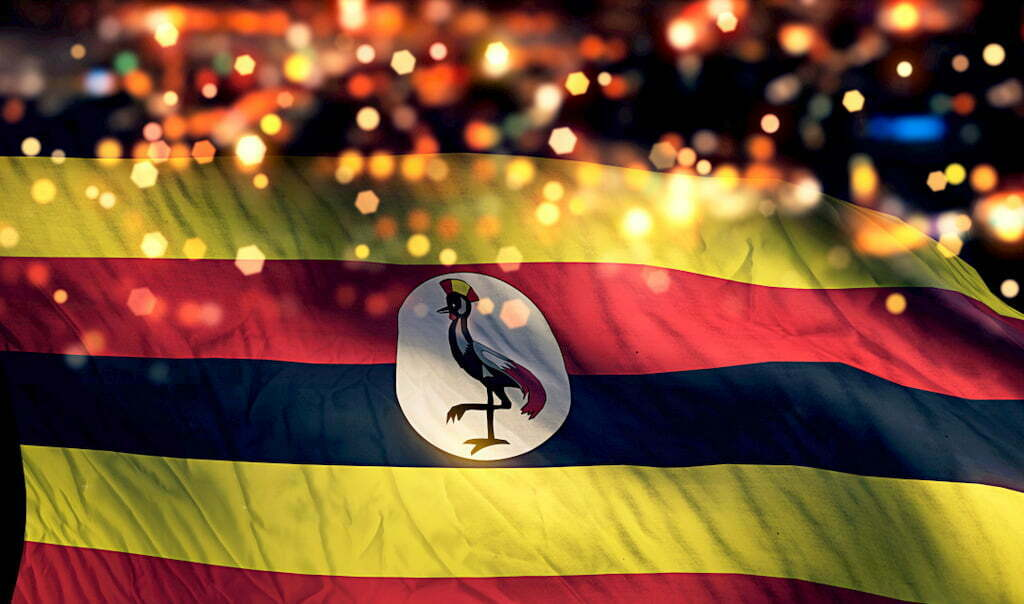 Uganda National Flag – Independence day celebration