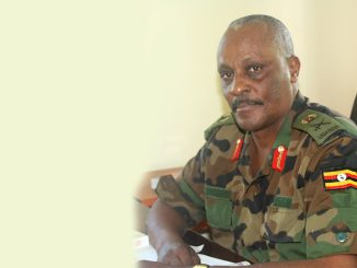 Army General Pecos Kuteesa speaks out on corruption