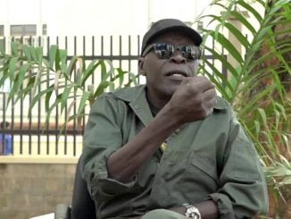 Retired Major General Kasirye Gwanga is dead
