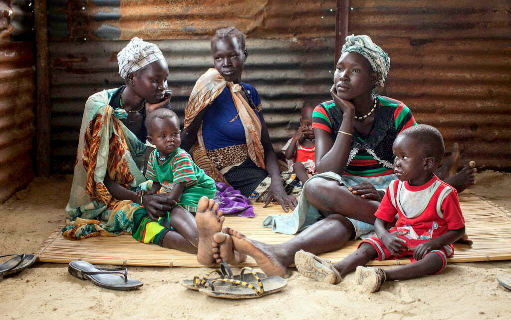 South The population in South Sudan are in need of urgent food, agriculture and nutrition assistance. Courtesy Photo.