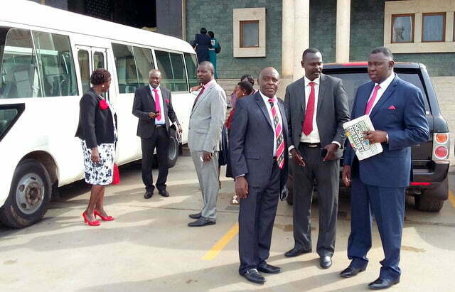 Journalists Blocked From Museveni, COSASE Meeting