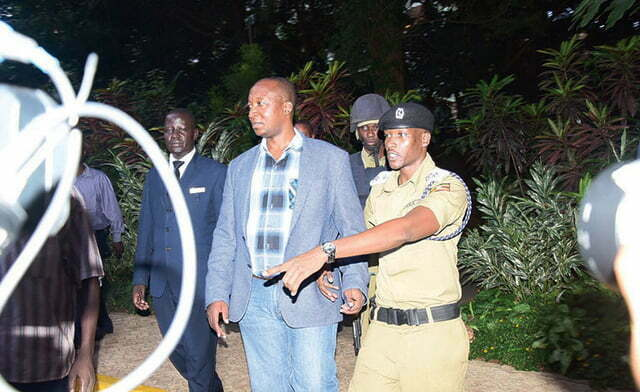 Minister Kabafunzaki arrested for allegedly soliciting bribe