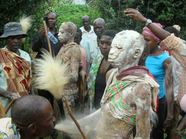 Imbalu Ceremony – Traditional circumcision