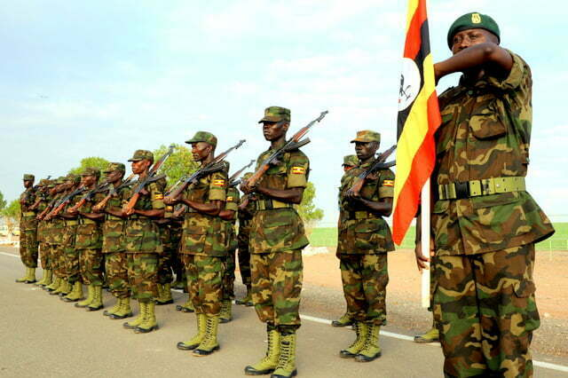 Eastern African Standby Force Field Training Exercise