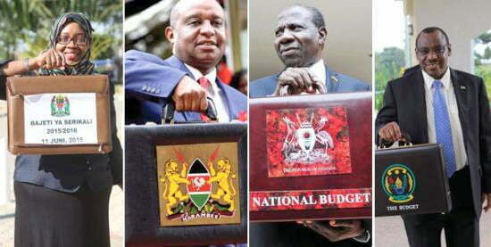 Budget day in East Africa 2017