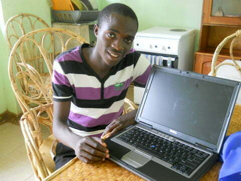 Makerere University new students to have laptops