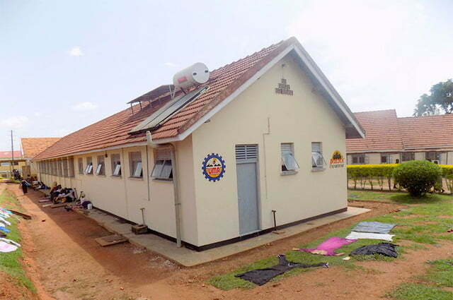 A section of Mbale hospital