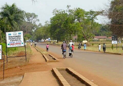 Masindi District