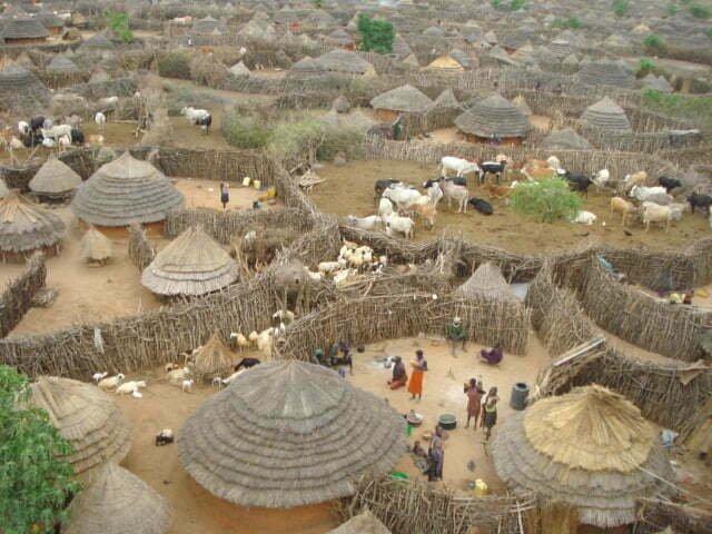 A village in Abim District