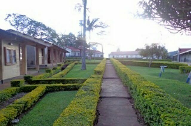 Muntuyera high school in Ntungamo district