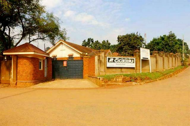 CCEDU offices in Nsambya
