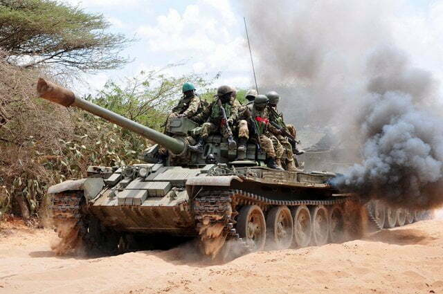 UPDF attack ADF camps in Eastern DRC