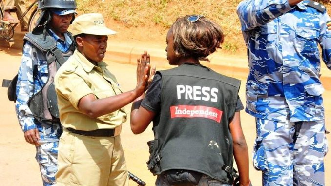Press freedom in Uganda: Thumbs up for NRM or bold journalists?