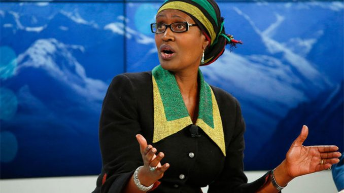 Winnie Byanyima handed another 5-year term to lead Oxfam