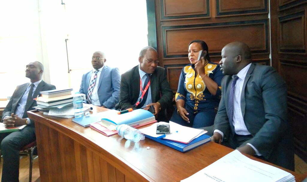KCCA directors were blocked from leaving council meeting