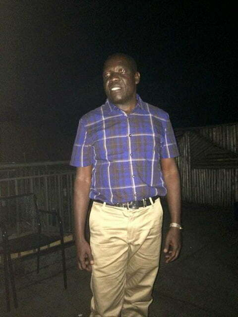 The missing Case Clinic accountant Francis Ekalungar who is feared dead
