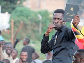 Stop being reactionary - MP Kyagulanyi to Ugandan security