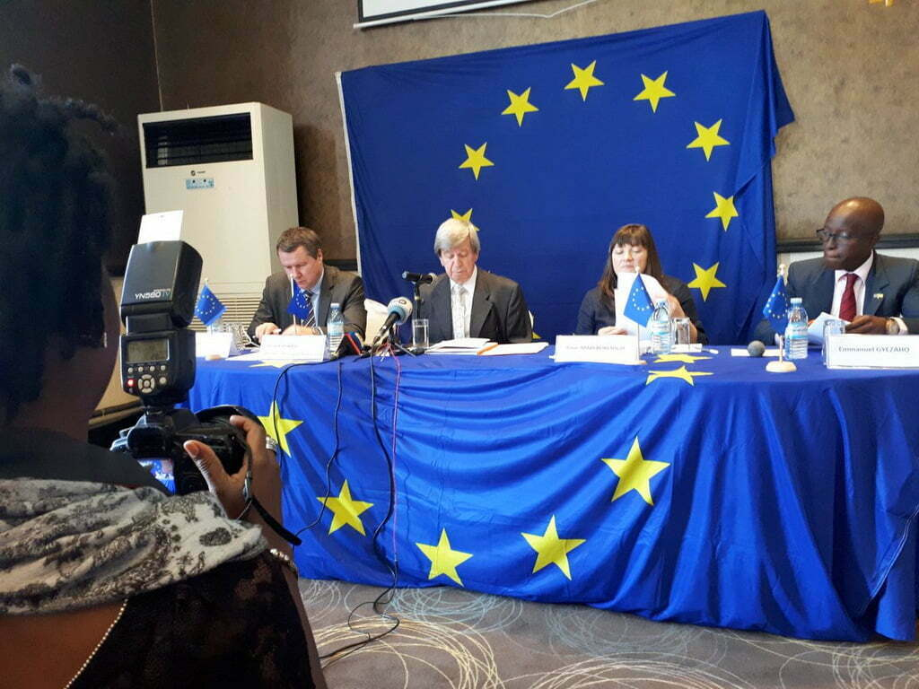 Follow up to the 2016 EU Electoral Observation Mission in Uganda