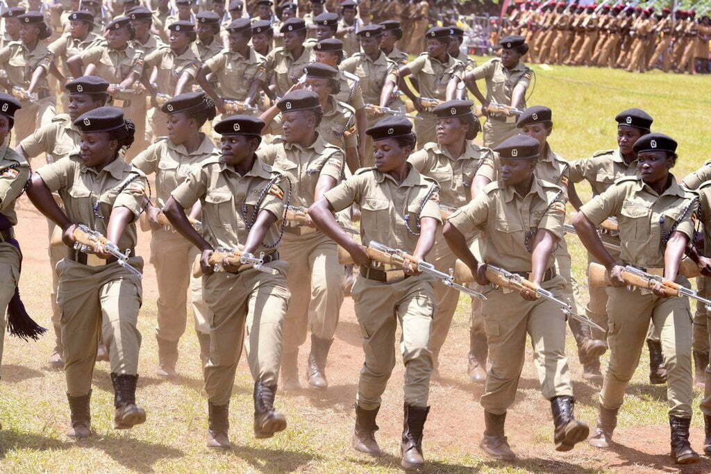 Low ranking Soldiers, Police and Prisons staff will have their salaries enhanced in the next financial year