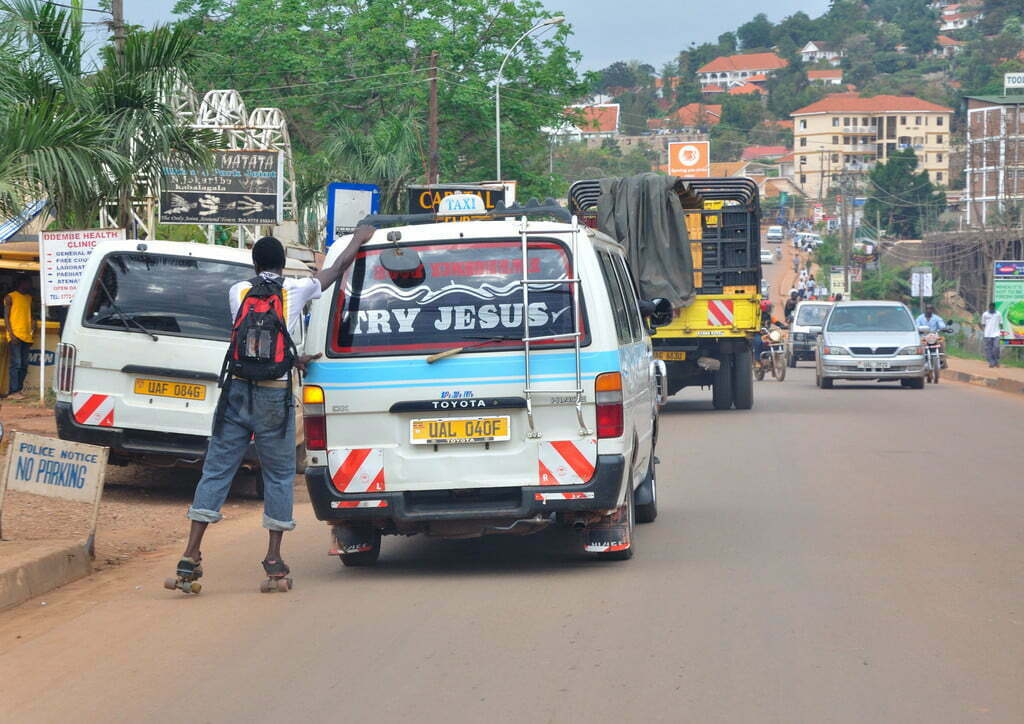 KCCA says taxi operators earn a lot of profits and should accept paying fee monthly