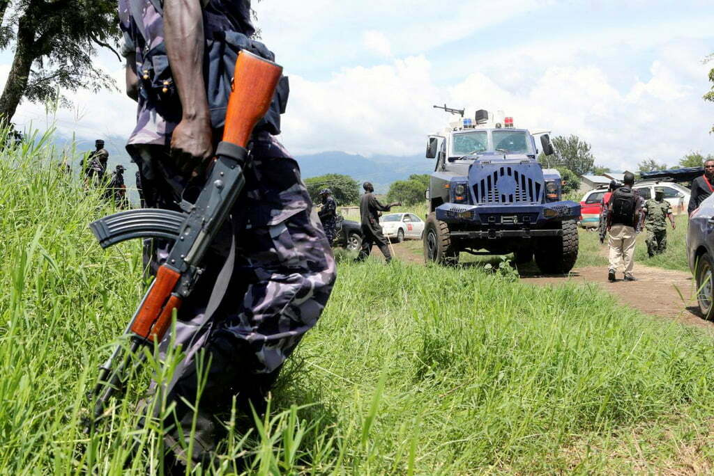 Kasese Clashes