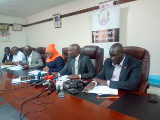 Electoral Commission announces new date for LC1 polls