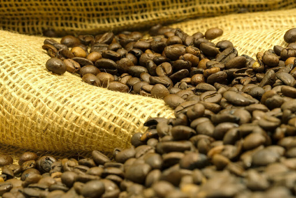 Coffee export in Uganda