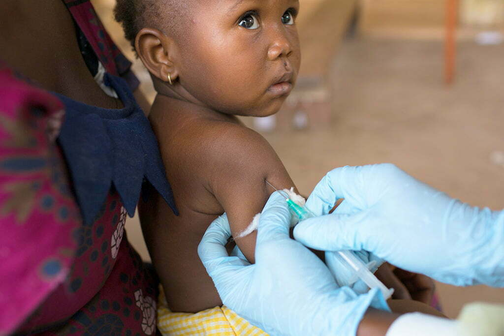 Masaka municipality health department is stuck with thousands of measles vaccines after parents shunned the mass immunization drive