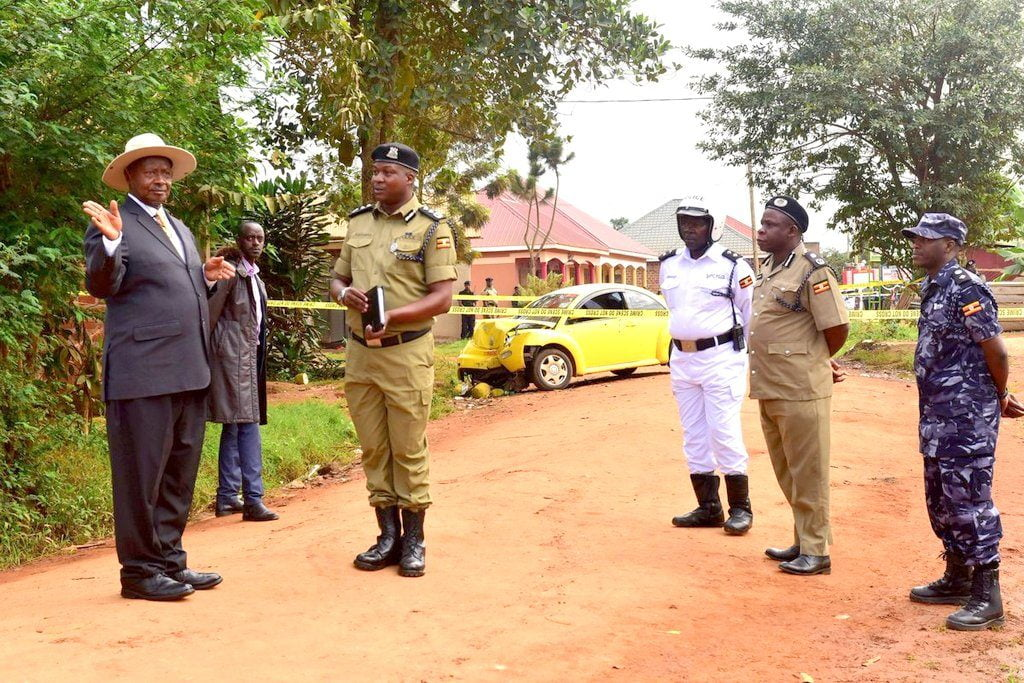 MPs disapprove President Museveni's new security measures
