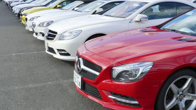 URA directs car dealers to clear old cars by October 2018