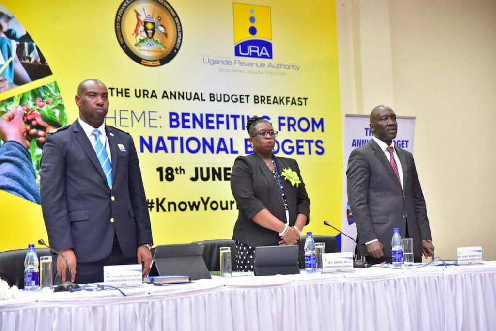 URA increases taxes on items Ugandans shouldn't be importing