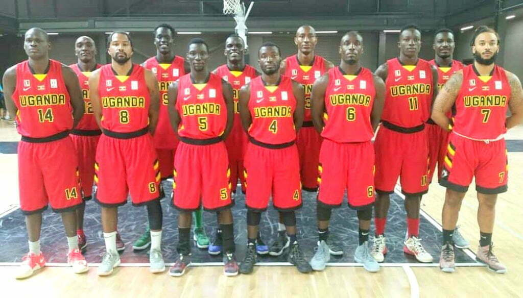 Uganda National Basketball Team, the Silverbacks