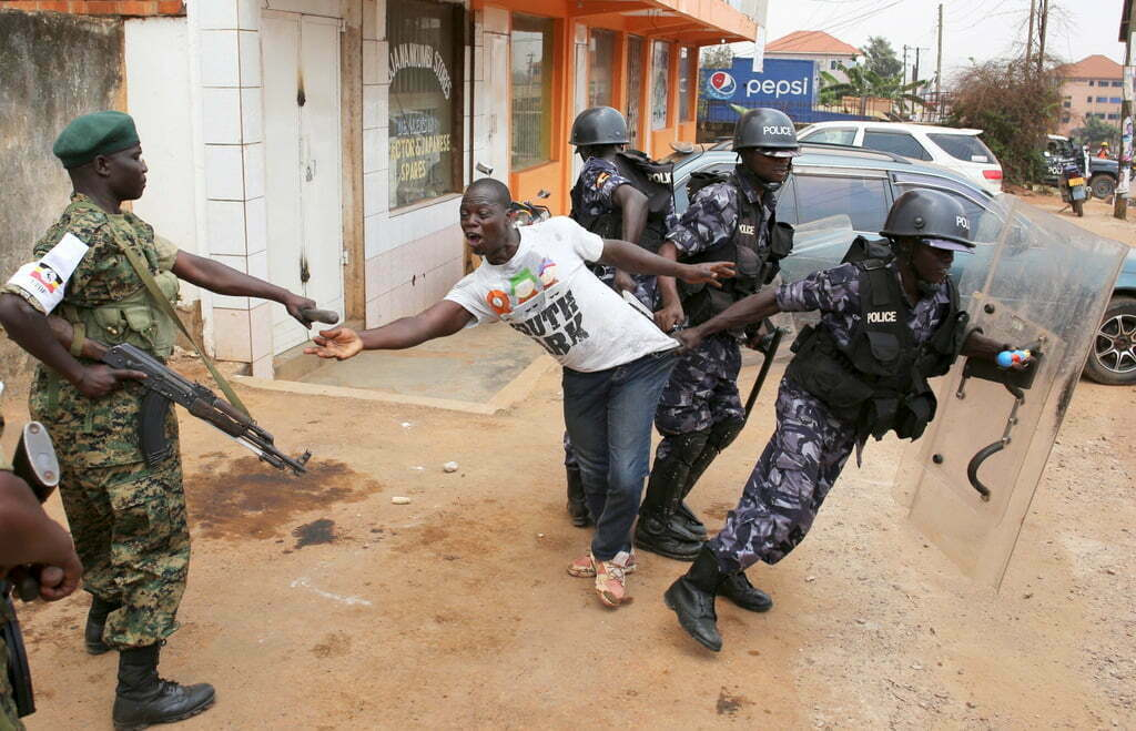 Uganda Police Abuse – Human Rights