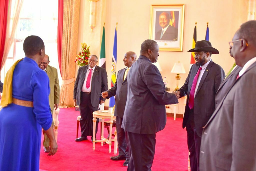 Dr Machar Offered South Sudan Vice Presidency Again