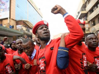 Uganda shilling weakens over Bobi Wine protests