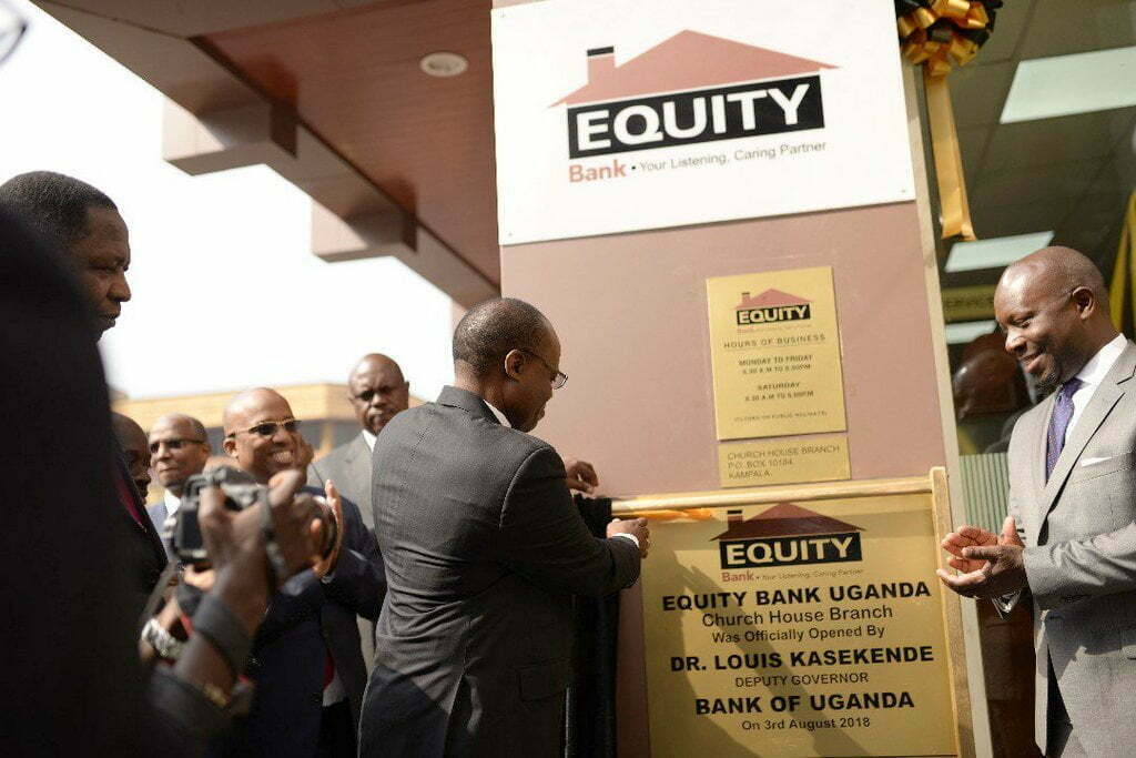 Equity Bank marks 10 years in Uganda