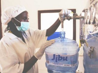 KCCA closes Jibu water factory over poor hygiene
