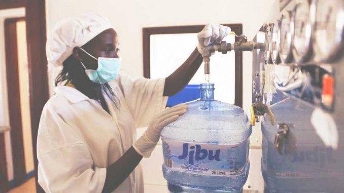KCCA closes Jibu water factory over poor hygiene