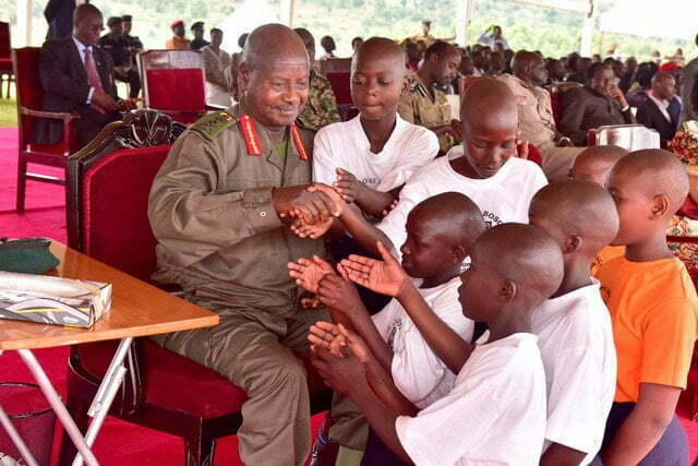 President Museveni calls for UPE review
