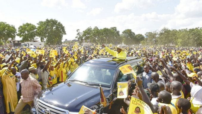 NRM calls for calm ahead of Arua by-election