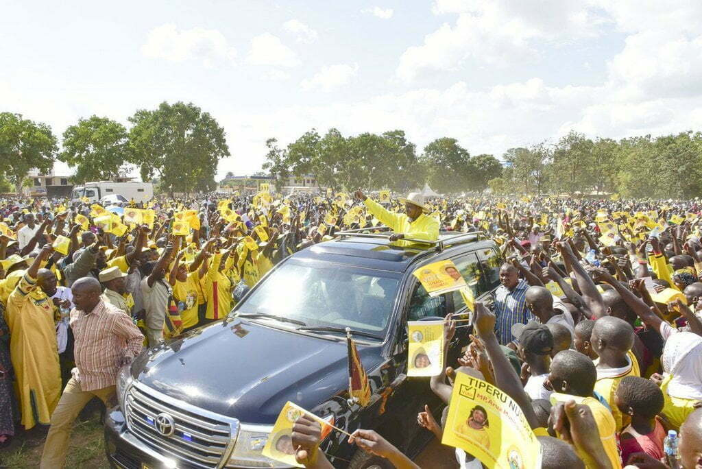NRM calls for calm ahead of Arua by-election |