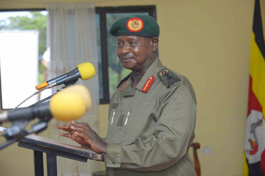 President Museveni's statement on Arua town incident