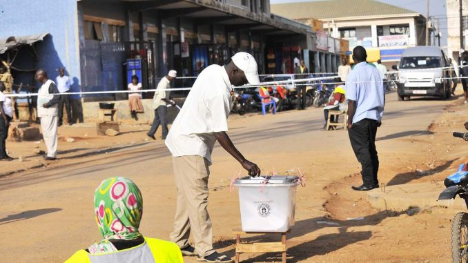 Arua Municipality voting kicks off amidst delays