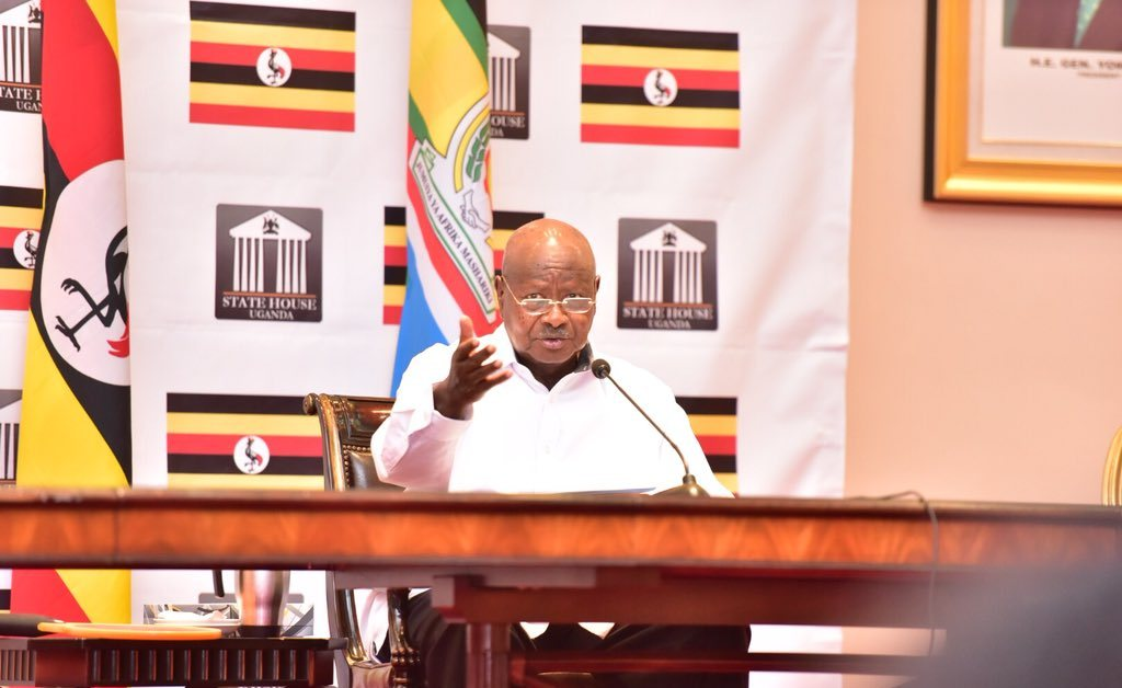 Back off Uganda's Issues, Museveni tells Foreign powers
