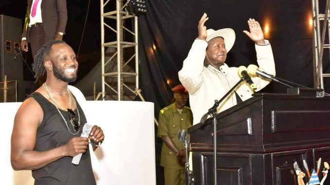 Bebe Cool suspends music shows over 'safety concerns'