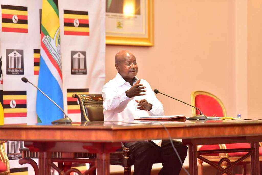 Museveni orders Deployment of 24,000 LDUs to Fight Urban Crime