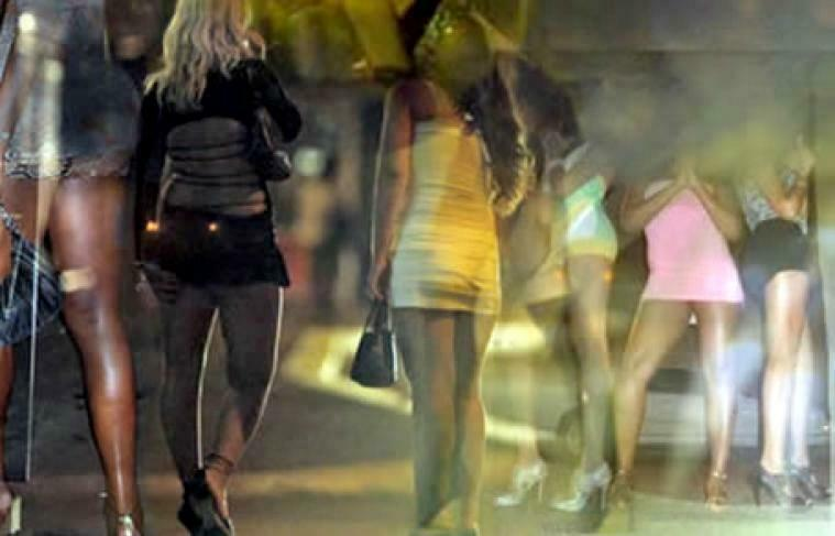 Commercial sex workers – Prostitutes