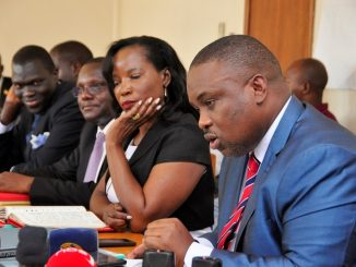 Lukwago and Musisi presented two contradicting reports about the conduct of KCCA law enforcement officers
